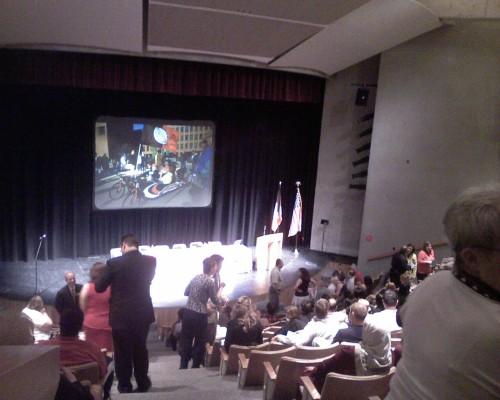 RIT auditorium